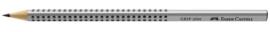 Faber Castell GRIP grijs potlood B (grijs) (0006)