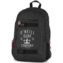 O'Neill boys rugzak zwart groot (4671)