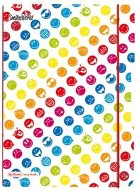 Smiley World A5 schriftomslag multicolor (6385)