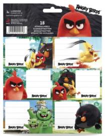 Angry birds etiketten (5318)