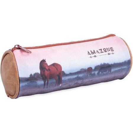 Paarden etui Amazone roze (2006)