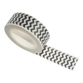 Masking tape | zigzag