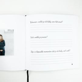 Invulboek | Zwanger | Mijn 9 maanden dagboek