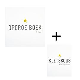 Invulboeken Opgroeiboek + Kletskous