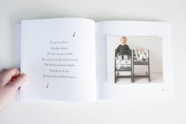 Invulboek | Babyboek | Mijn eerste jaar