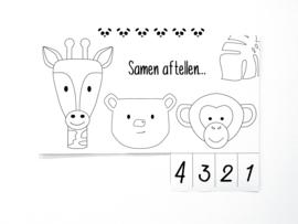 Dierentuin Aftelkalender
