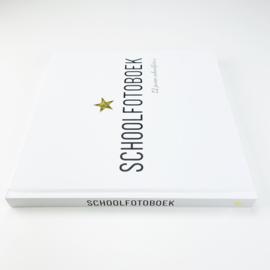 Invulboek | Schoolfotoboek | 12 jaren schoolfoto's