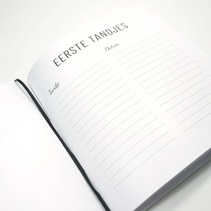 Verwonderend Invulboek | Babyboek | Mijn eerste jaar | INVULBOEKEN | Lifestyle2Love NO-98