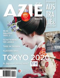 Azië Voorjaar 2020
