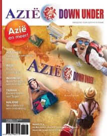 Azië & Down Under - Lente 2016 DIGITAAL - € 3,99