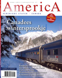 AmericA - Winter 2015 DIGITAAL - € 3,99