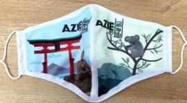 Mondkapje Azië met gratis verzending