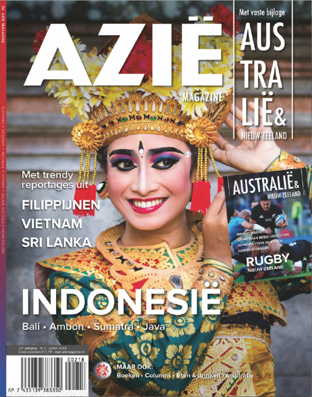 Azië - Zomer 2018