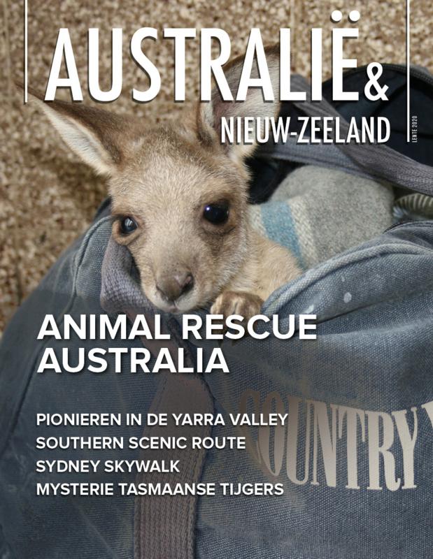 Australië & Nieuw Zeeland - Voorjaar 2020 - Digitaal