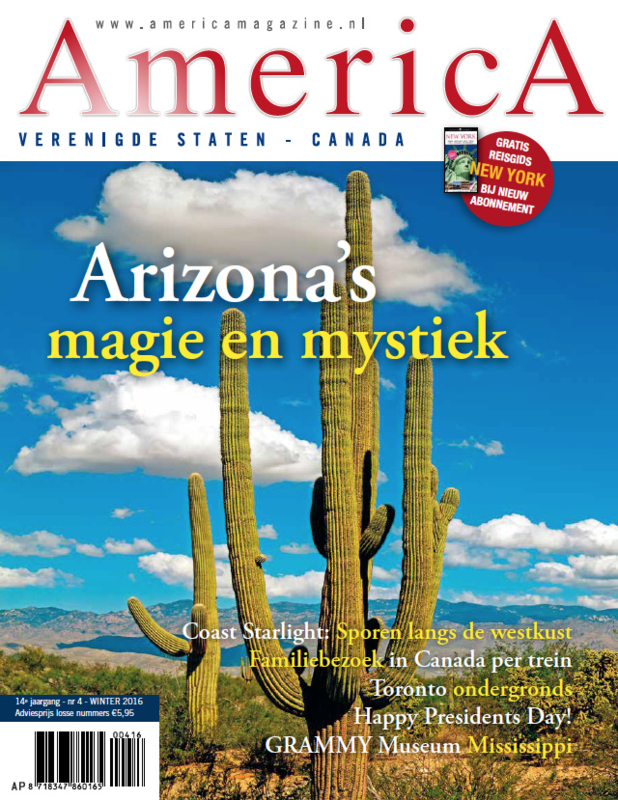 AmericA – Winter 2016 DIGITAAL - € 3,99