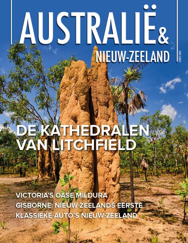 Australië & Nieuw Zeeland - Voorjaar 2021 - Digitaal