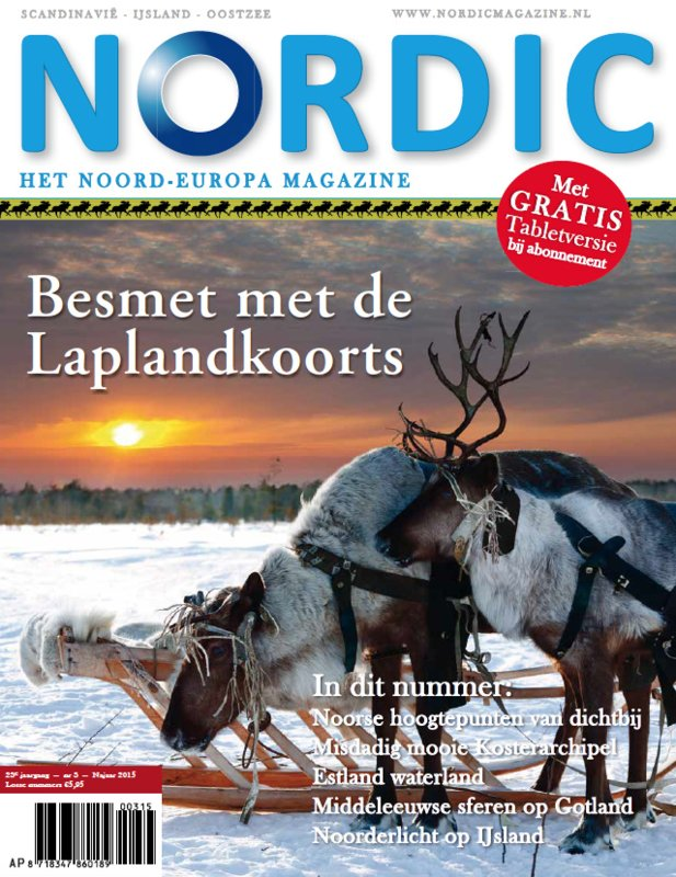 Nordic - Herfst 2015 DIGITAAL - € 3,99