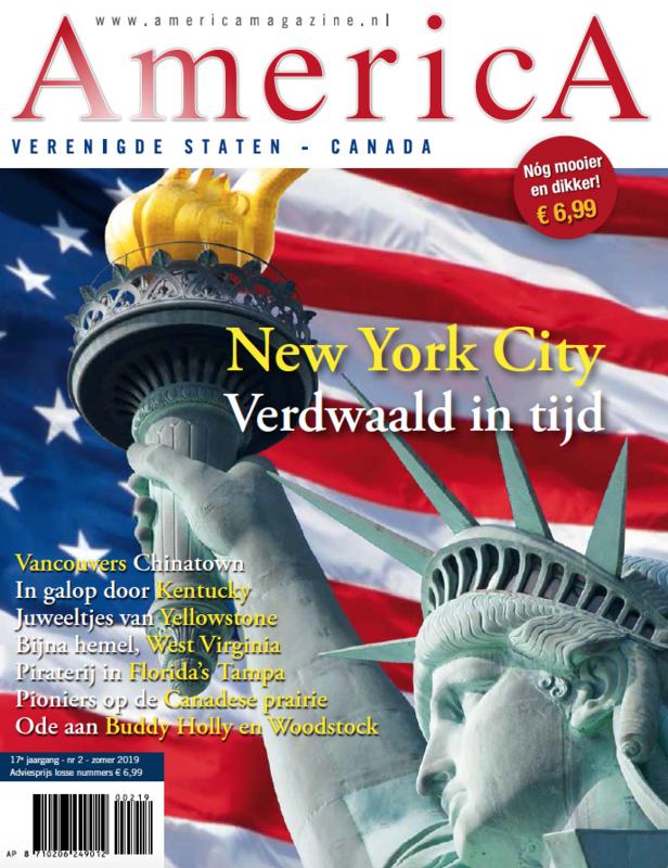 AmericA - Zomer 2019 - DIGITAAL - € 3,99