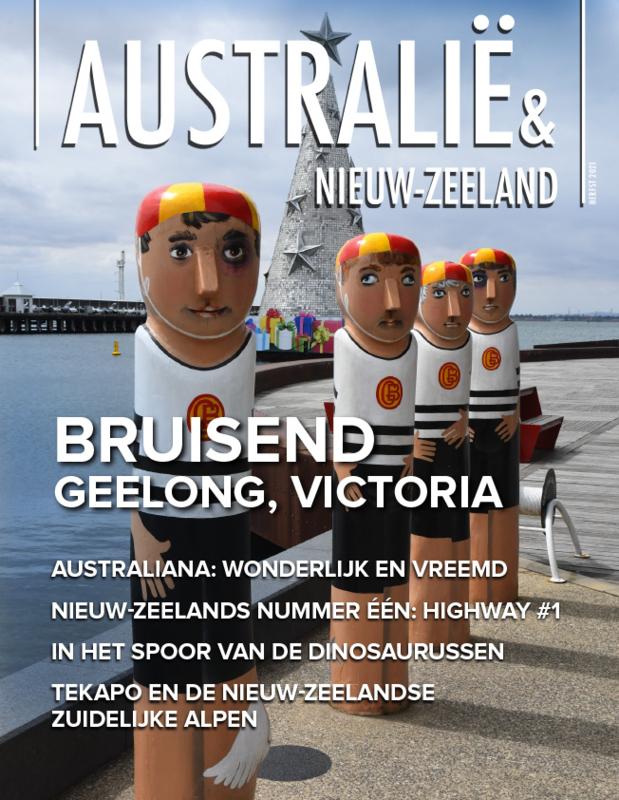 Australië & Nieuw Zeeland - Herfst 2021 - Digitaal