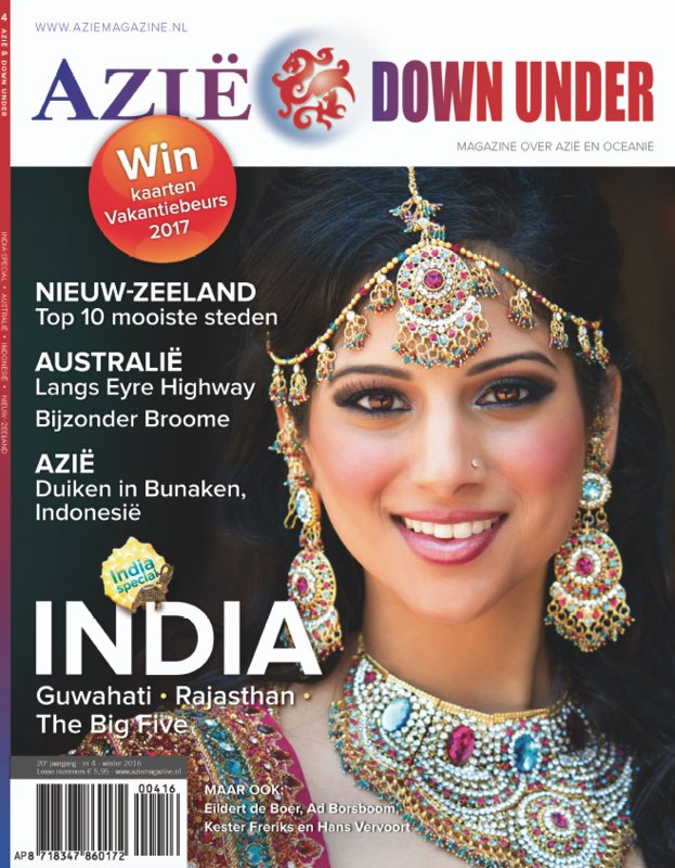 Azië & Down Under - Winter 2016 DIGITAAL - € 3,99