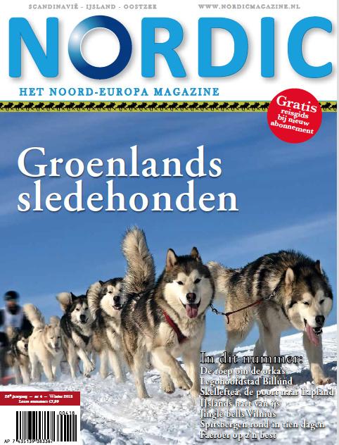 Nordic - Winter 2018 - DIGITAAL - € 3,99