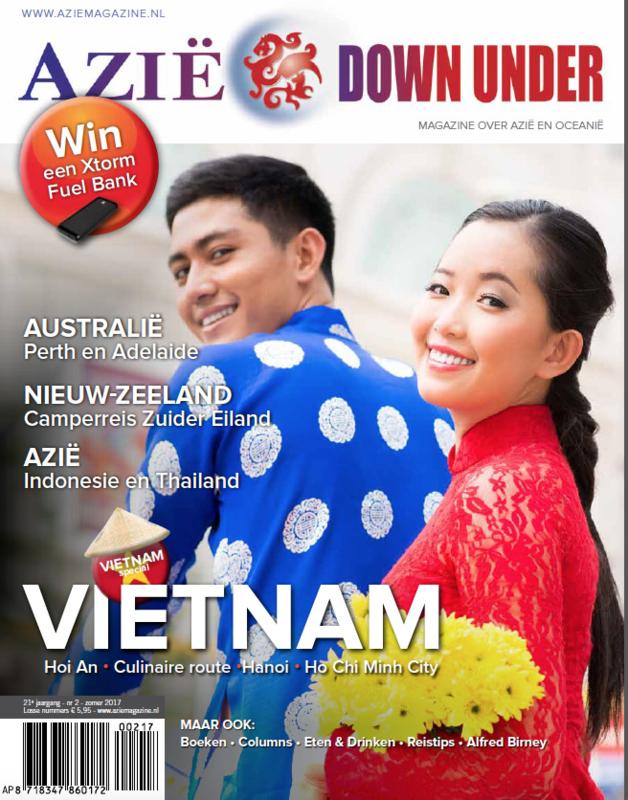 Azië & Down Under - Zomer 2017 DIGITAAL - € 3,99