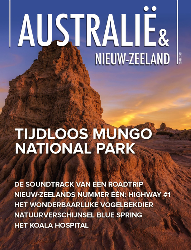 Australië & Nieuw Zeeland - Zomer 2021 - Digitaal