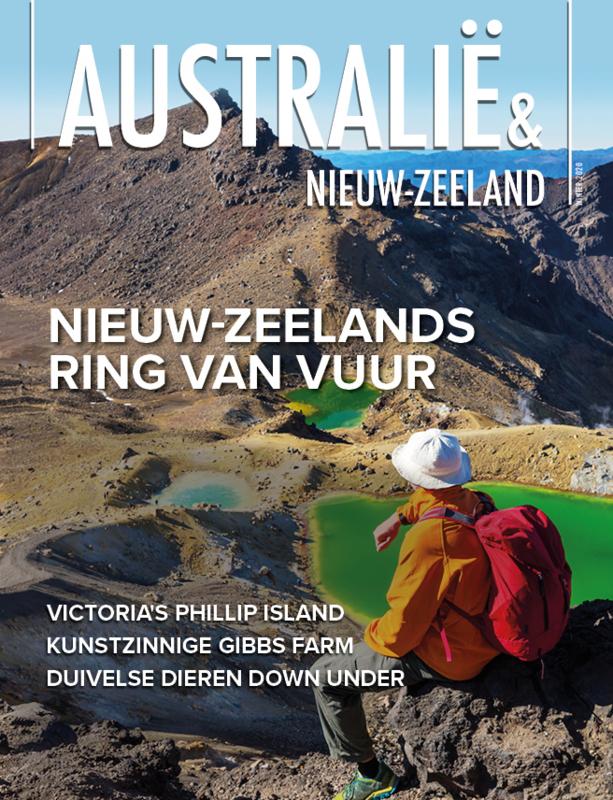 Australië & Nieuw Zeeland - Winter 2020 - Digitaal