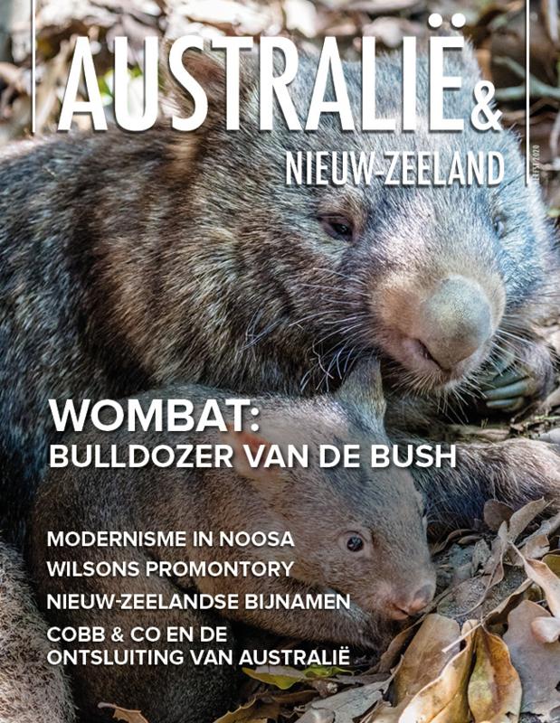 Australië & Nieuw Zeeland Herfst 2020 Digitaal