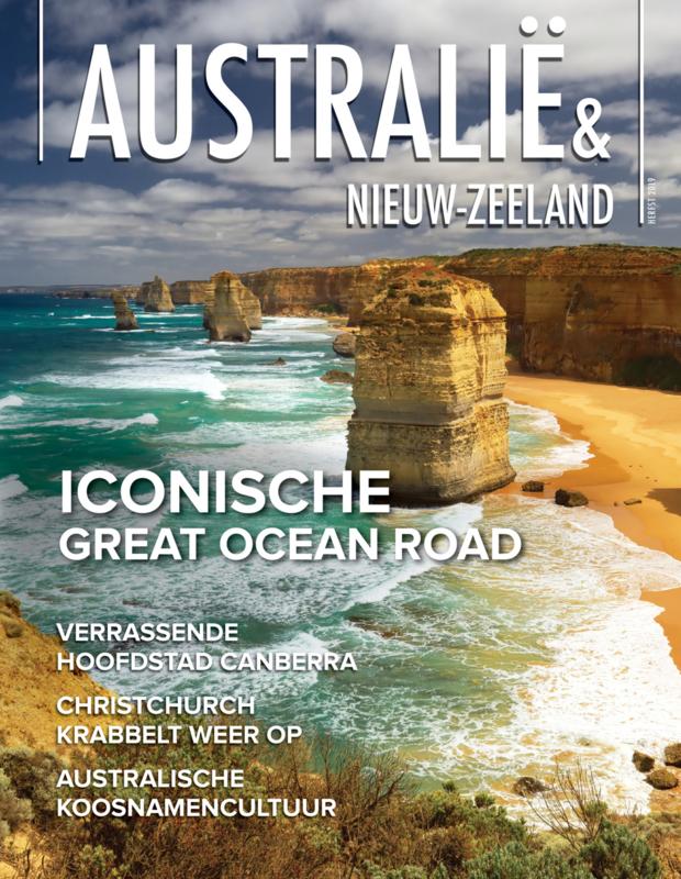 Australië & Nieuw Zeeland - Herfst 2019 - Digitaal