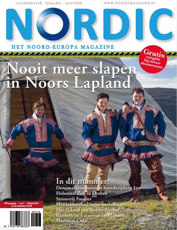 Nordic Magazine - Herfst 2018