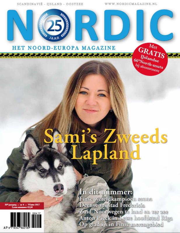 Nordic - Winter 2017 DIGITAAl - € 3,99