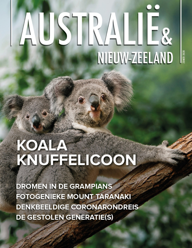 Australië & Nieuw Zeeland - Zomer 2020 - Digitaal