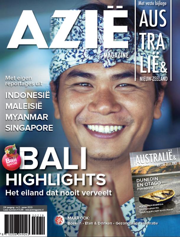 Azië - Zomer 2019 - DIGITAAL  - € 3,99