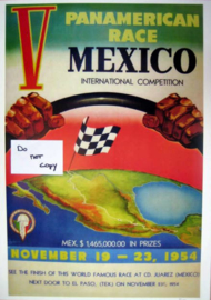 "Panamerican Race ""Mexico"" 1954"