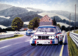 """Legende Des Ardennes"" BMW 3.0 CSL Hezemans/Quester Francorchamps 1973"