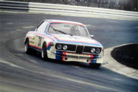 BMW Coupe 3.0 CSL #24 Toine Hezemans Winner DRM Nürburgring 1973