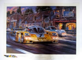 """Le Mans 1985"" - Porsche 956 - Barila/Ludwig/Winter - Le Mans 15th 16th June 1985"