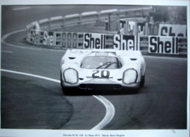 Porsche 917K #20 - Le Mans 1971 - Movie Steve Mcqeen