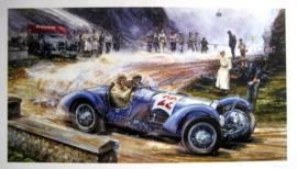 """""""Historical Race Switserland"""" - Bugatti #22"""