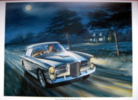 """ Facel Vega HK500 "" Personal Car of Stirling Moss"