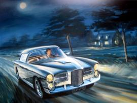 """ Facel Vega HK500 "" Personal Car of Stirling Moss"