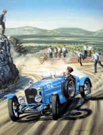 """Mont Ventoux 1932""  Rally 1.5 with Compressor #62"