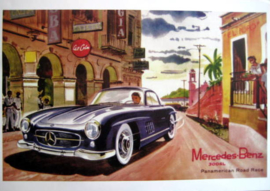 Mercedes-Benz 300SL Panamericana - Limited 50 Pcs.