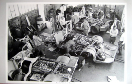 Porsche 917, 24h Le mans 1971, Preparing the cars for the great match to come