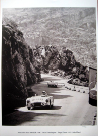 Mercedes-Benz 300 SLR #106 - Fitch/Titterington - Targa Florio 1955 (4the Place)