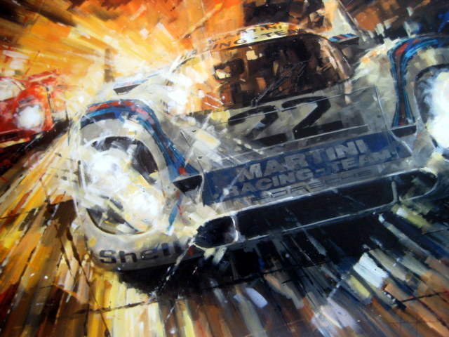 """Record Braker"" Le Mans 1971 - Winning Porsche 917K/van Lennep-Marco"