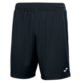 Joma Nobel short jongens black