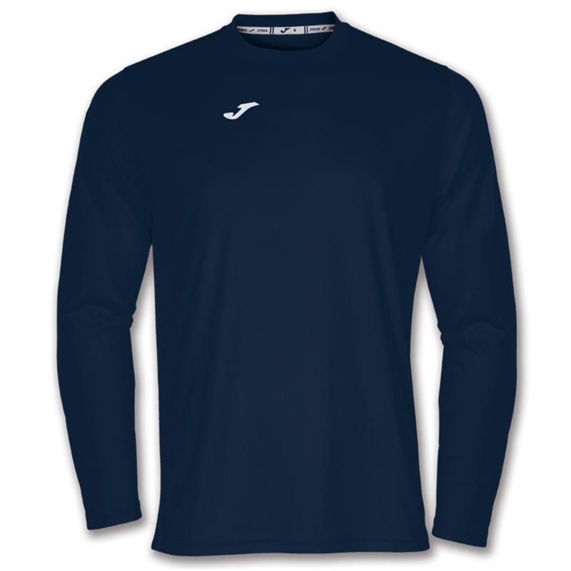 Joma Combi trainingsshirt lange mouw met Jekerdal badge