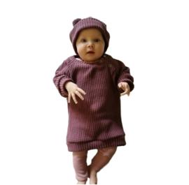 Ella Ama - gebreide jurk